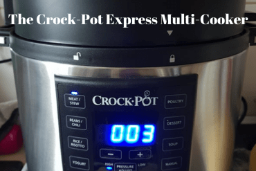 Crock-Pot Express Multi-Cooker Review