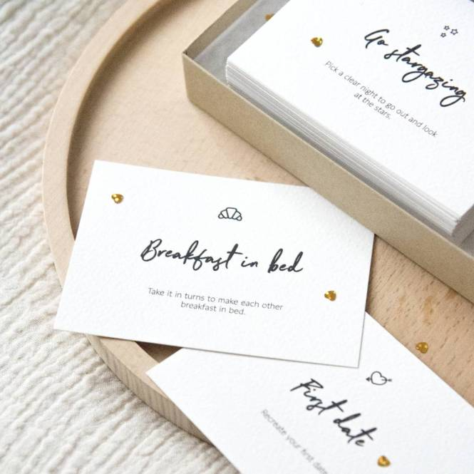 52 Date Night Cards