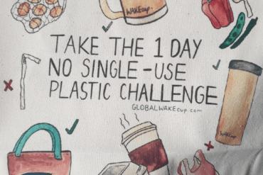 1 Day Plastic Free Challenge