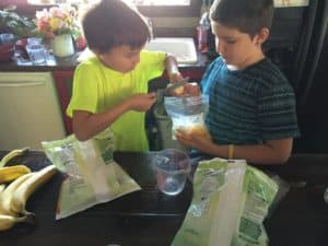 boys cooking teaching responsibility