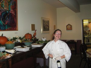 Thank you, Chef Rhonda, for the delicious Thanksgiving spread.