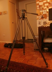 The Jane Doe Tripod