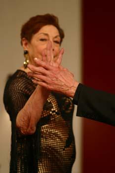 Jean and Alex Turney in Tango Octogenario
