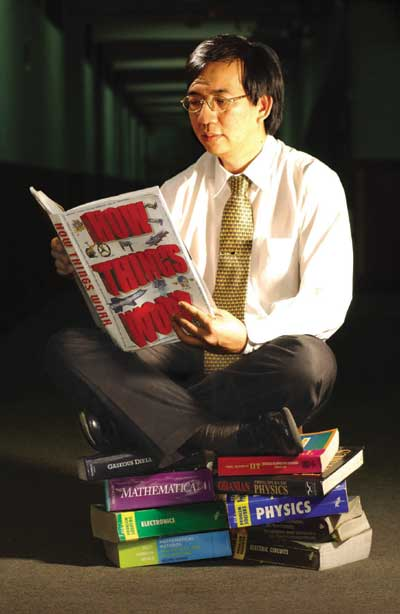 Prof. Surya : Sang Matahari Indonesia