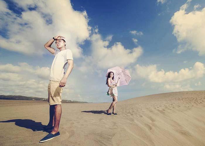 gumuk pasir, sunset gumuk pasir, paket wisata jogja 2 hari