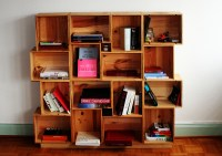 wine boxes shelves   alightdelight