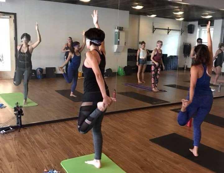 I Teach Yoga