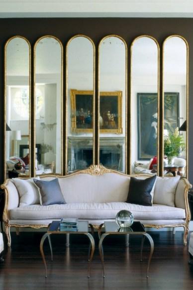 Louis XV Sofa brought to life by Simon Upton