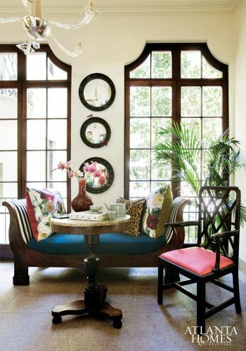 Morning Room by Oetgen Design Inc.