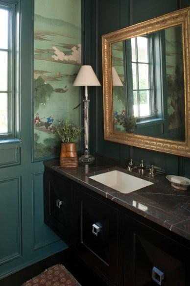 Powder Room by Lisa Hilderbrand, Welhil Interiors
