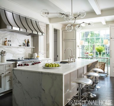 Breathtaking Kitchen Design by Lisa Hilderbrand, Welhil Interiors