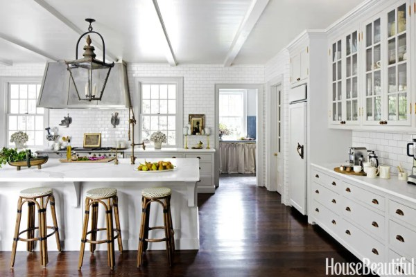 Southern Kitchen Showcases Subway Tiles by Jeannette Whitson