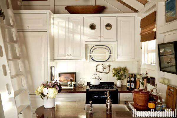 Southern Kitchen, Nautical Style by Gary McBournie
