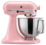KitchenAid Rose Quartz Mixer