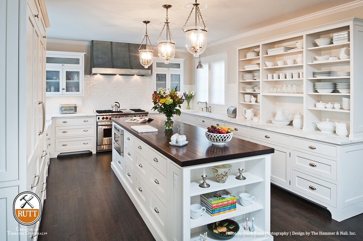 Kitchen Cabinet Trends 2016-2017 - Loretta J. Willis, DESIGNER