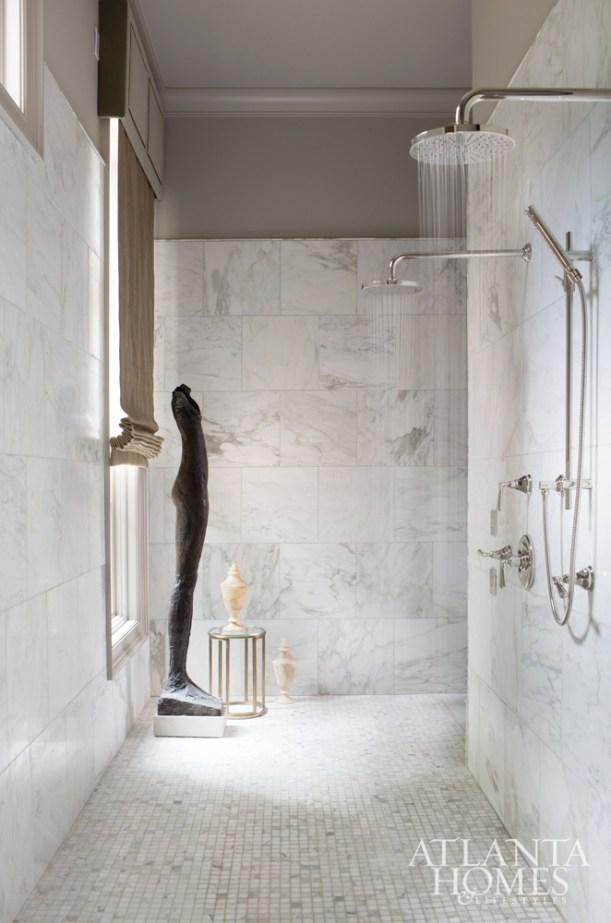 Luxurious Master Bath-Shower, SmithBoyd Interiors