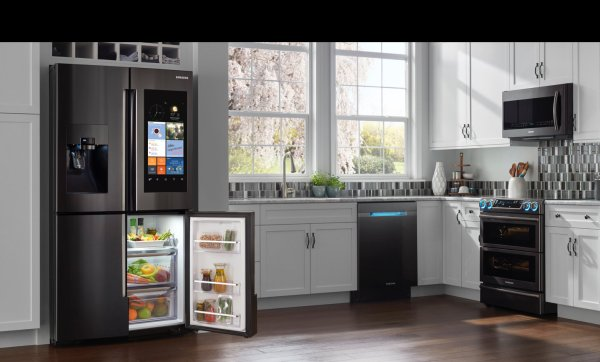 kitchen appliance trends, appliance color trends