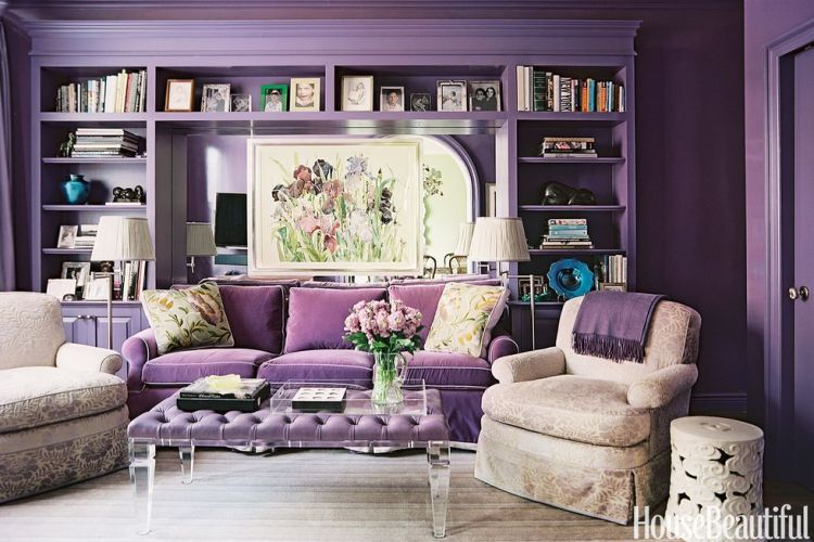 color trends 2018, home trends 2018, pantone ultra violet