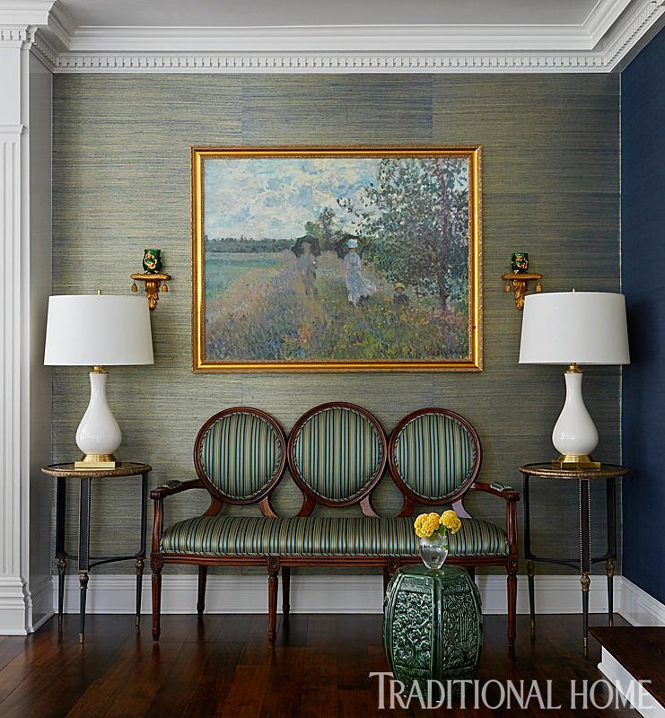 decorating trends 2018-2019, wallpaper trends 2018-2019
