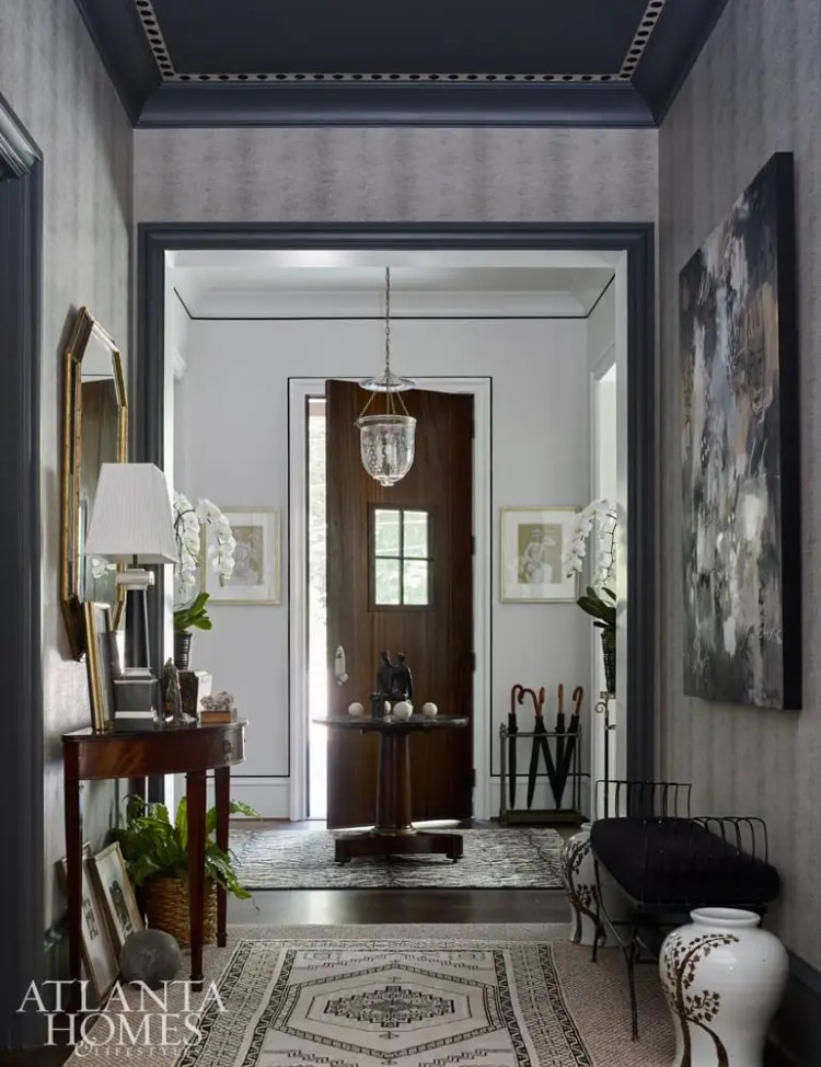 design trends, fall trends, foyers