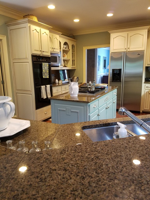 kitchen trends 2020, before & after