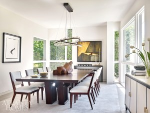 design trends 2021, dining room trends