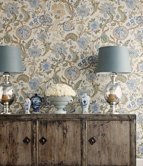 pictures for kitchen walls fold down table pretty walls: wallpaper trends 2015 – loretta j. willis ...