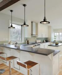 Kitchen Lighting Trends: Pendant Lighting  Loretta J ...