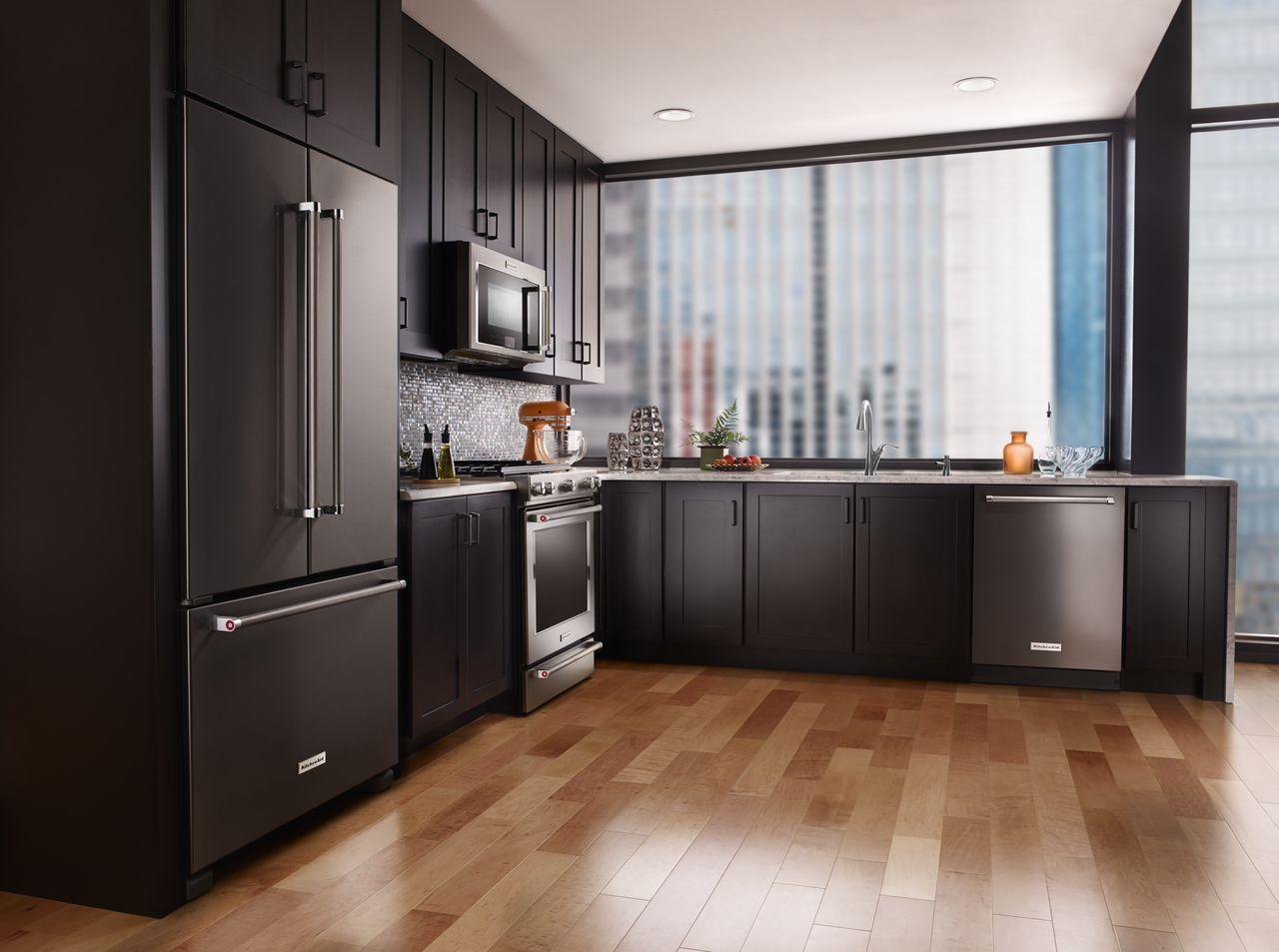 black stainless steel kitchen cabinet knobs ideas appliance color trends 2016  loretta j willis