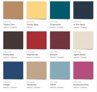 Color Trends | Sherwin-Williams Colormix 2018  Loretta J ...