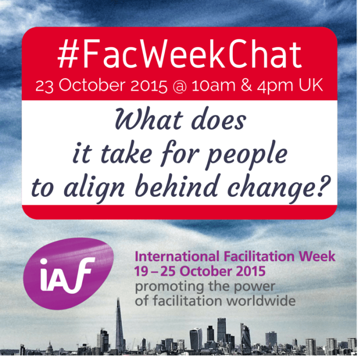2015 #FacWeekChat Twitter Square