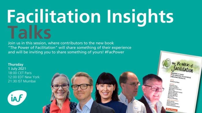 Facilitation Insights header