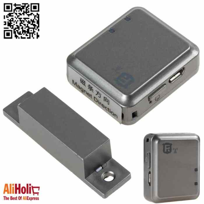 GSM Alarm tracker AliExpress