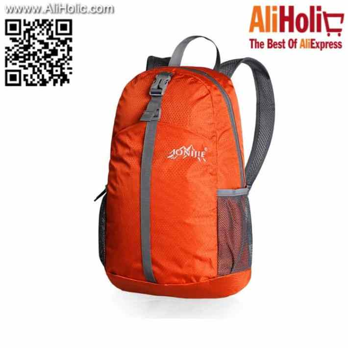 Waterproof nylon backpack ALiExpress