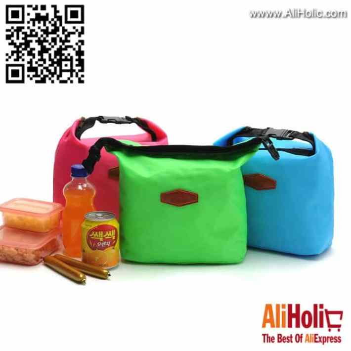 Waterproof thermal lunch bag AliExpress
