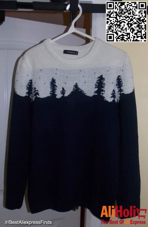 Trees sweater 0
