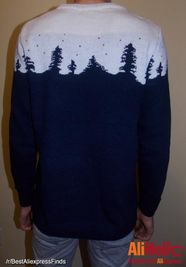 Trees sweater 2