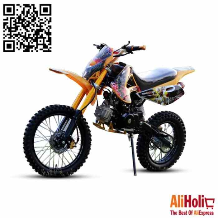 125cc Pit Bike AliExpress