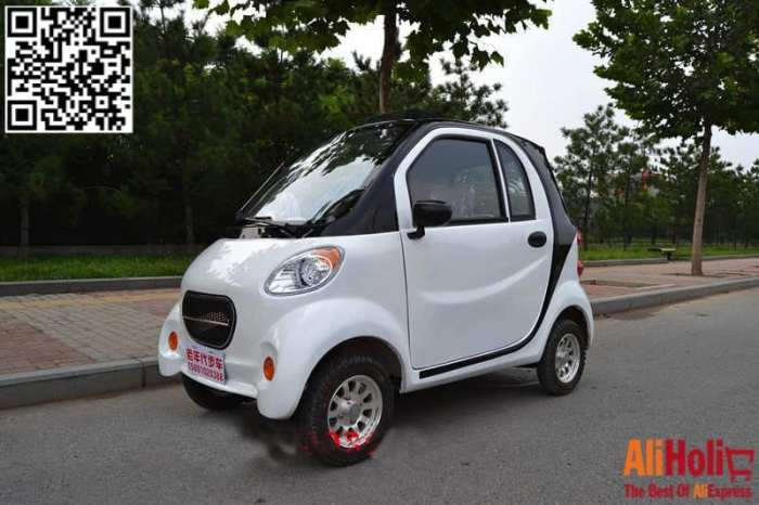 Electric car AliExpress