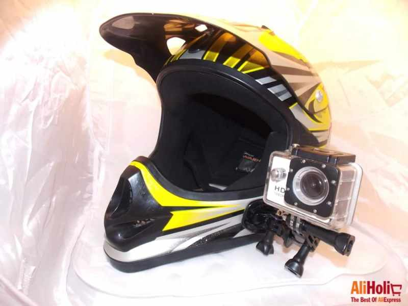 "Example of a side helmet mount that I have used for <a href=""https://www.youtube.com/watch?v=VRXdgEGLtaw"">this</a> video"