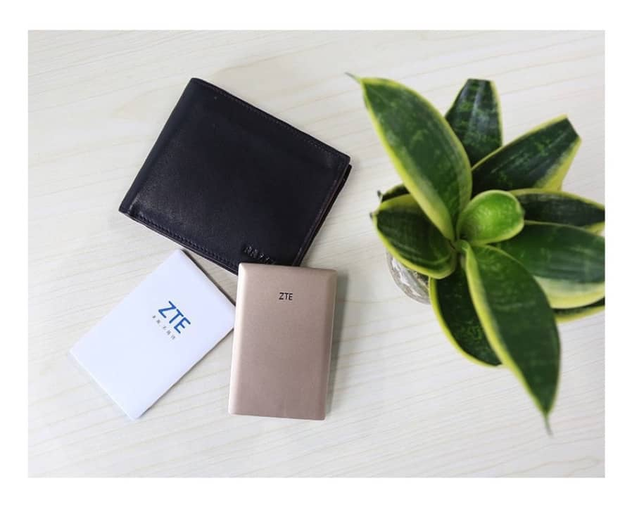 Wallet-sized power bank AliExpress