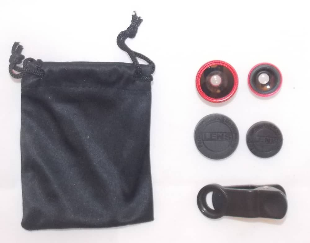 Wide view clip-on AliExpress