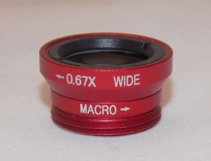 Wide-view lens AliExpress review