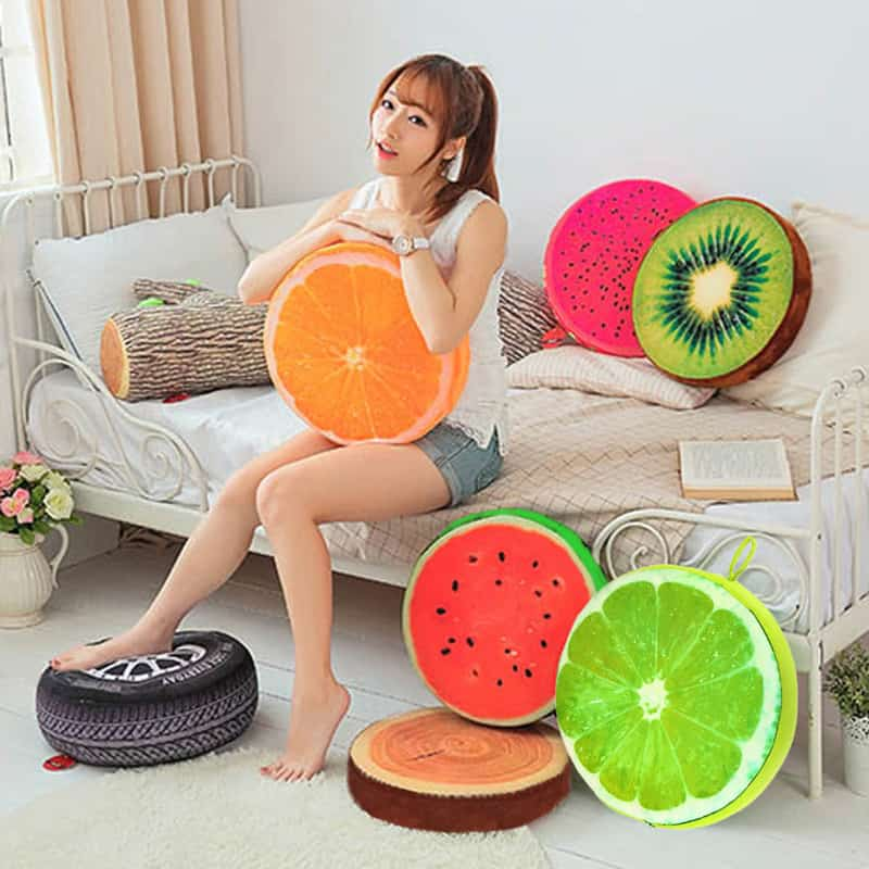new-creative-3d-summer-fruit-pp-cotton-office-chair-back-cushion-sofa-throw-pillow-new