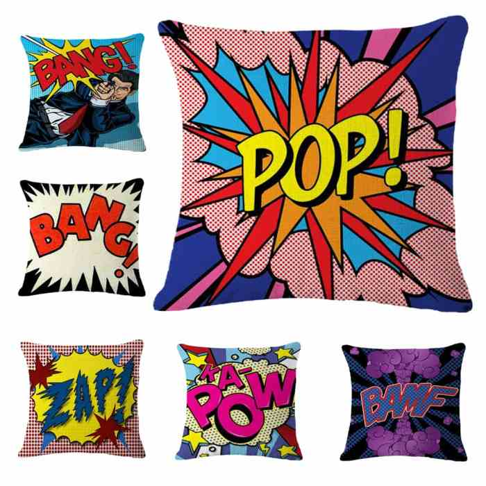 pop-bang-decorative-pillows-cushion-pop-animation-art-cojines-decorativos-almofada-cushion-home-decor-pillows-45x45cm