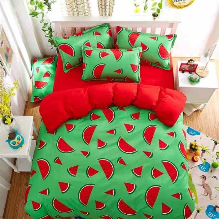 watermelon-bedsheets-aliexpress