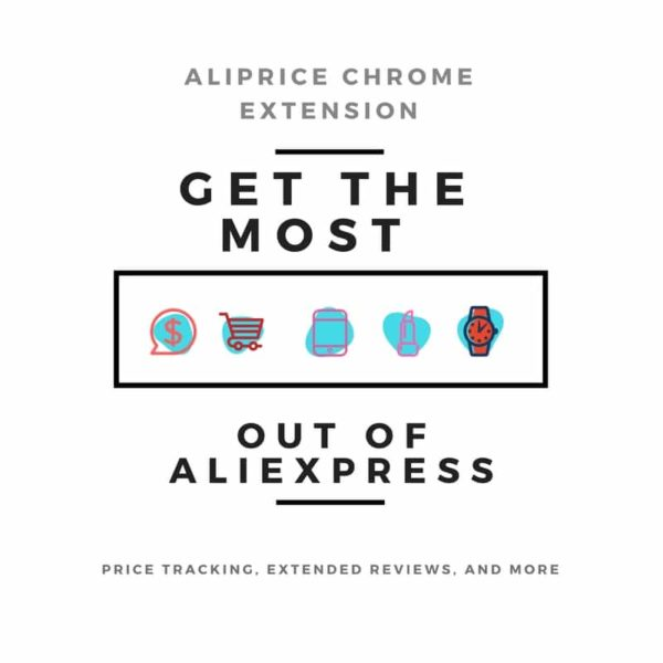 aliprice chrome extension