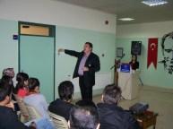 ISLAHIYE MYO - Ali ilseven kişisel gelişim semineri