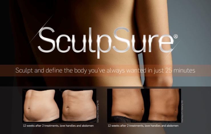Sculpsure Laser Fat Reduction Kapolei