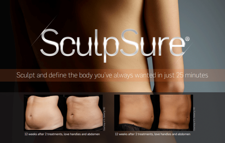 Sculpsure Laser Fat Reduction Kapolei